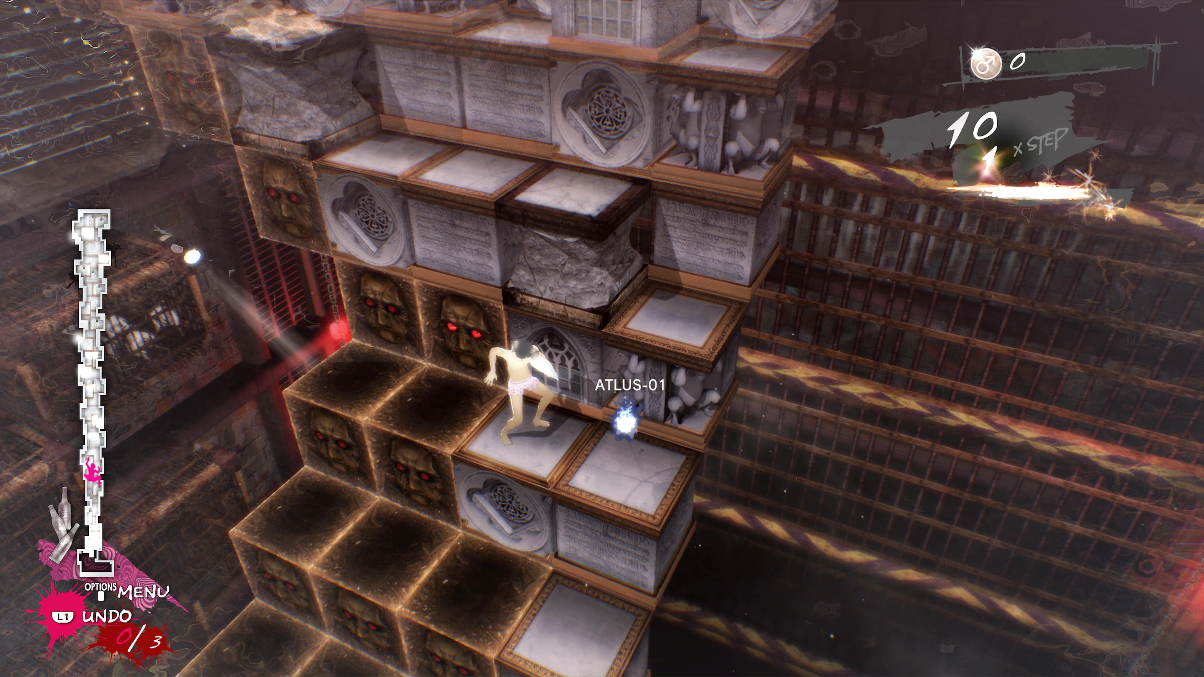 Catherine MacBook Version gameplay