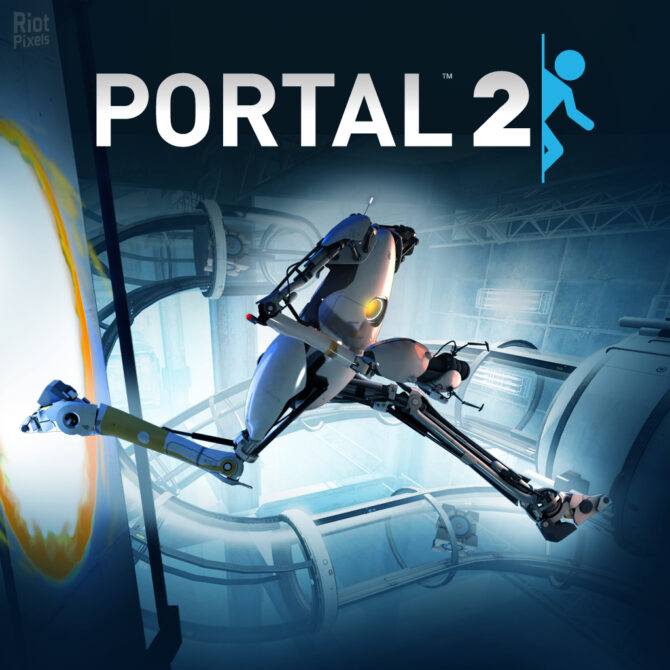 Portal 2 MacBook Version