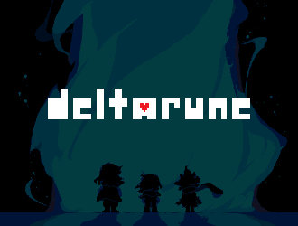 Deltarune MacBook Version