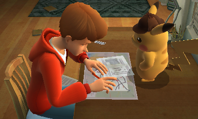 Detective Pikachu MacBook OS X Version gameplay