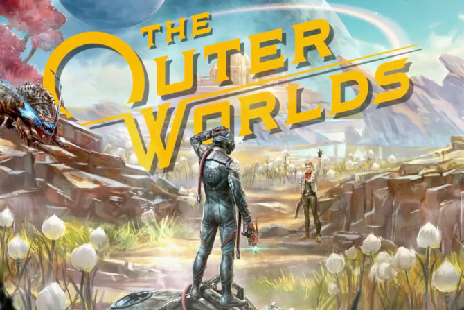 The Outer Worlds for MacBook