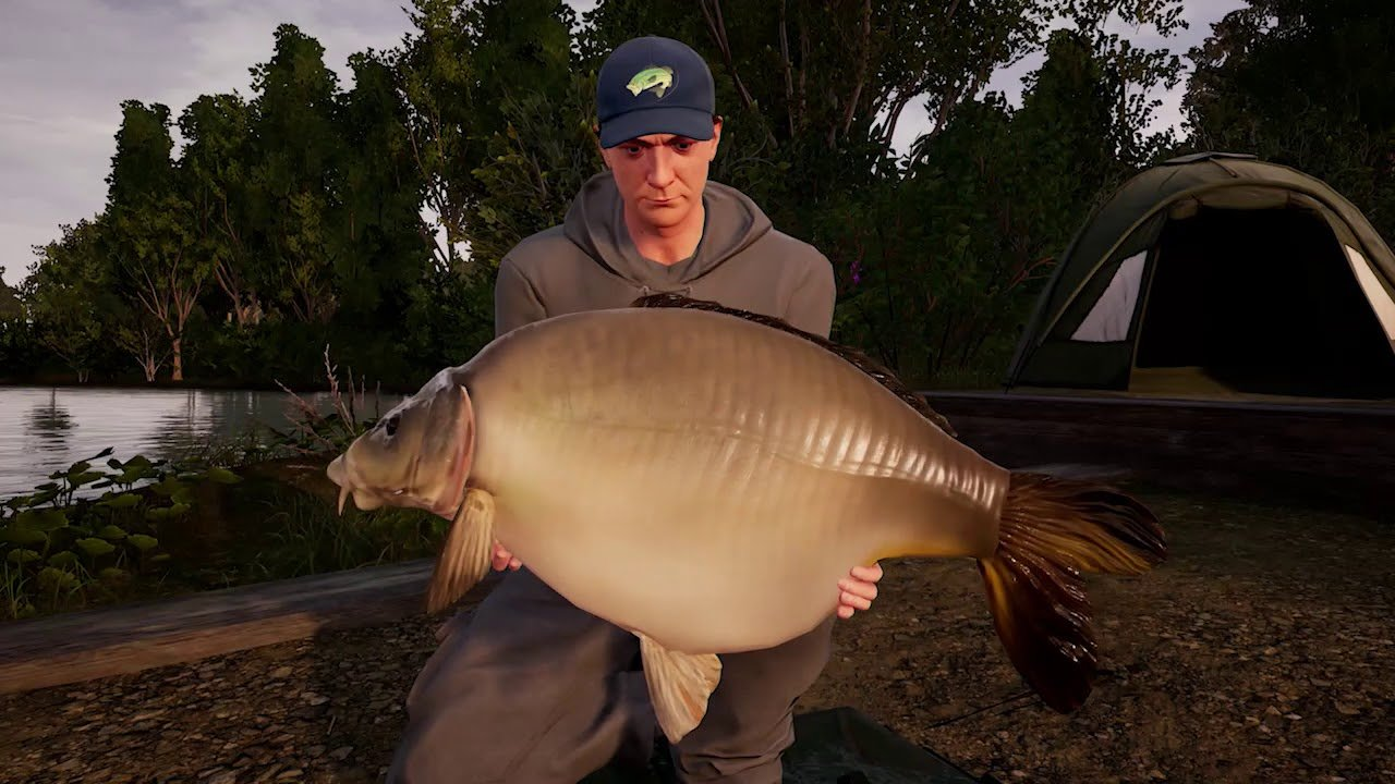 Fishing Sim World for MacBook gameplay