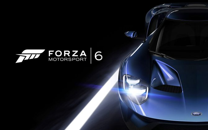 Forza Motorsport 6 for Mac OS X