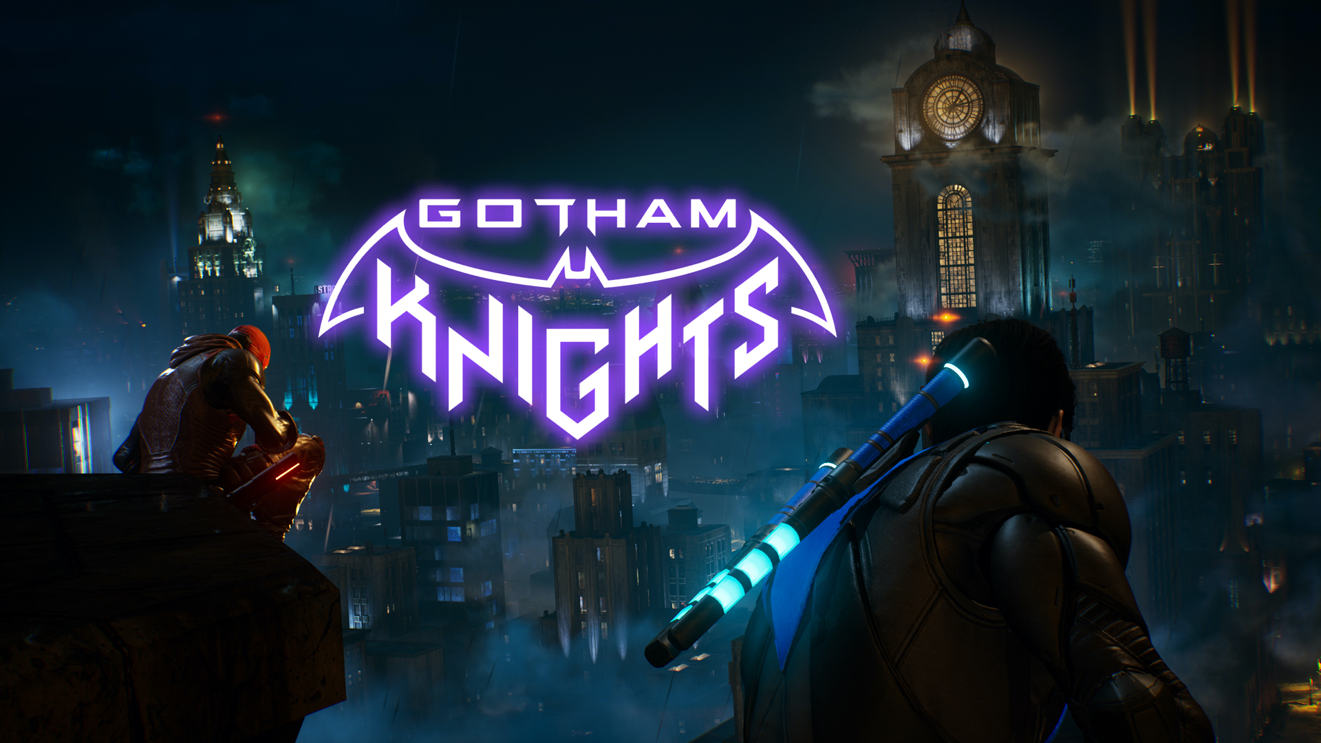 Gotham Knights for MacBook