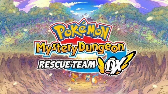 Pokémon Mystery Dungeon: Rescue Team DX for MacBook