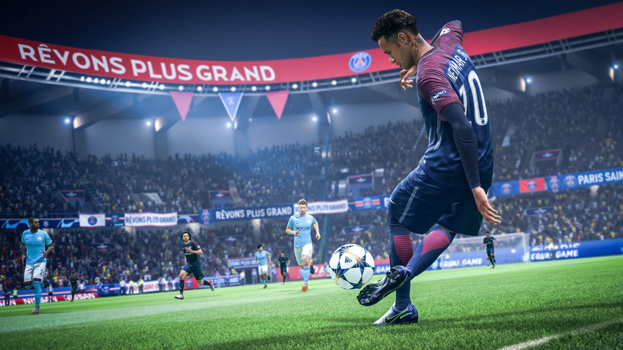 FIFA 19 for macOS gameplay