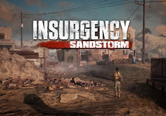 Insurgency: Sandstorm MacBook Version
