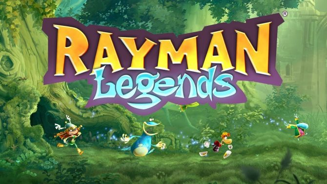 Rayman Legends for MacBook