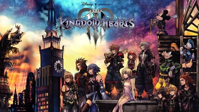 Kingdom Hearts III for macOS