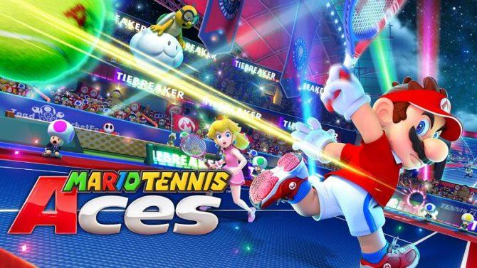 Mario Tennis Aces for MacBook