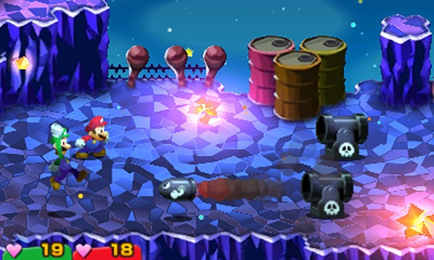 Mario & Luigi: Superstar Saga for macOS gameplay