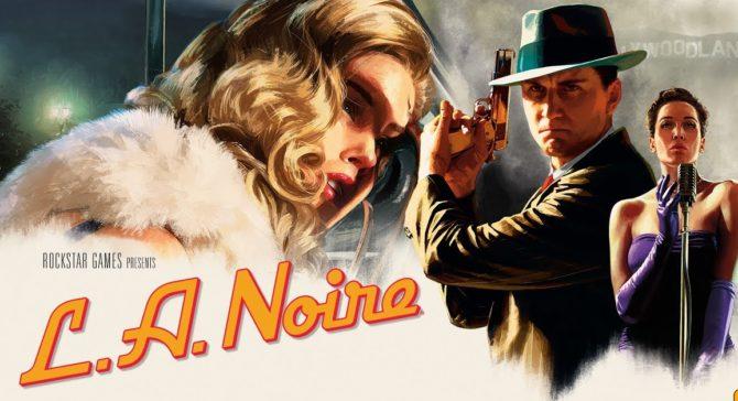 L.A. Noire MacBook OS X Version