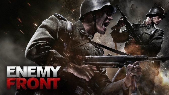 Enemy Front MacBook OS X Version