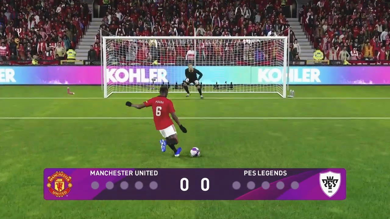 PES 2020 for MacBook gameplay