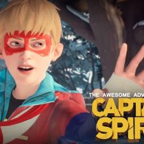 The Awesome Adventures of Captain Spirit for MacBook
