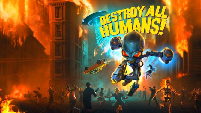 Destroy All Humans! for MacBook