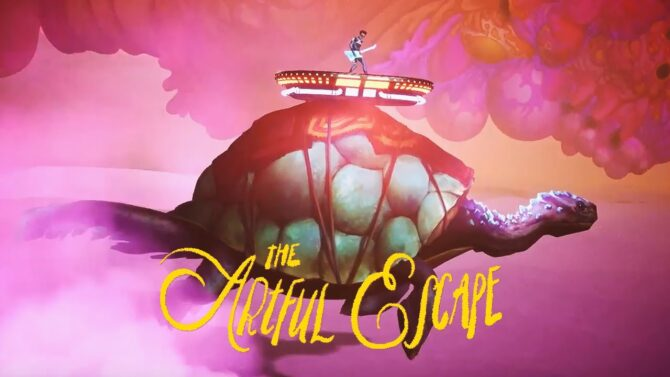 The Artful Escape MacBook Version