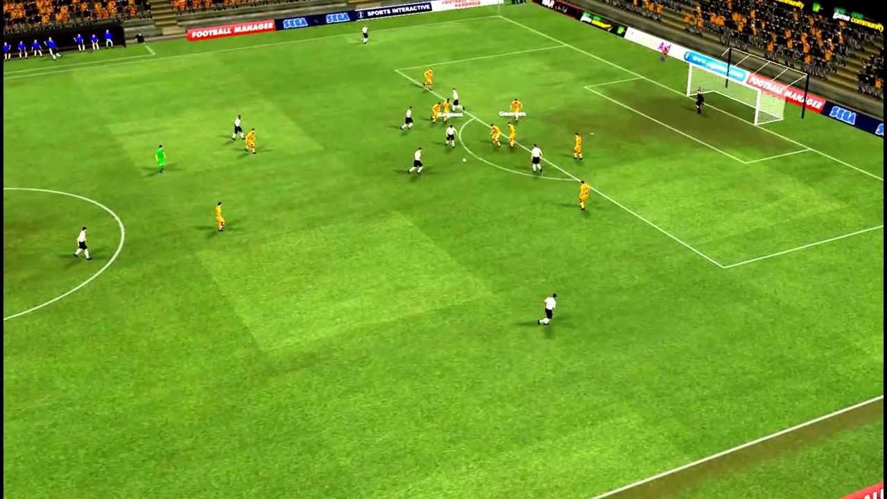 Football Manager 2019 MacBook Version gameplay