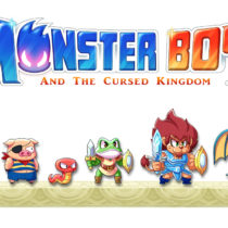 Monster Boy and the Cursed Kingdom for MacBook