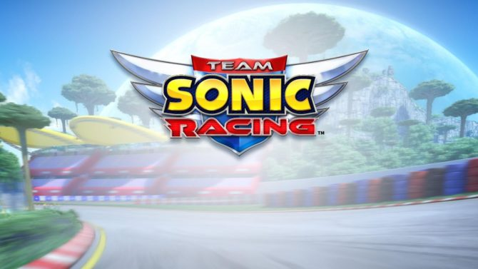 Team Sonic Racing MacBook Version