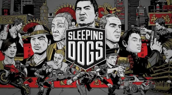 Sleeping Dogs for MacBook