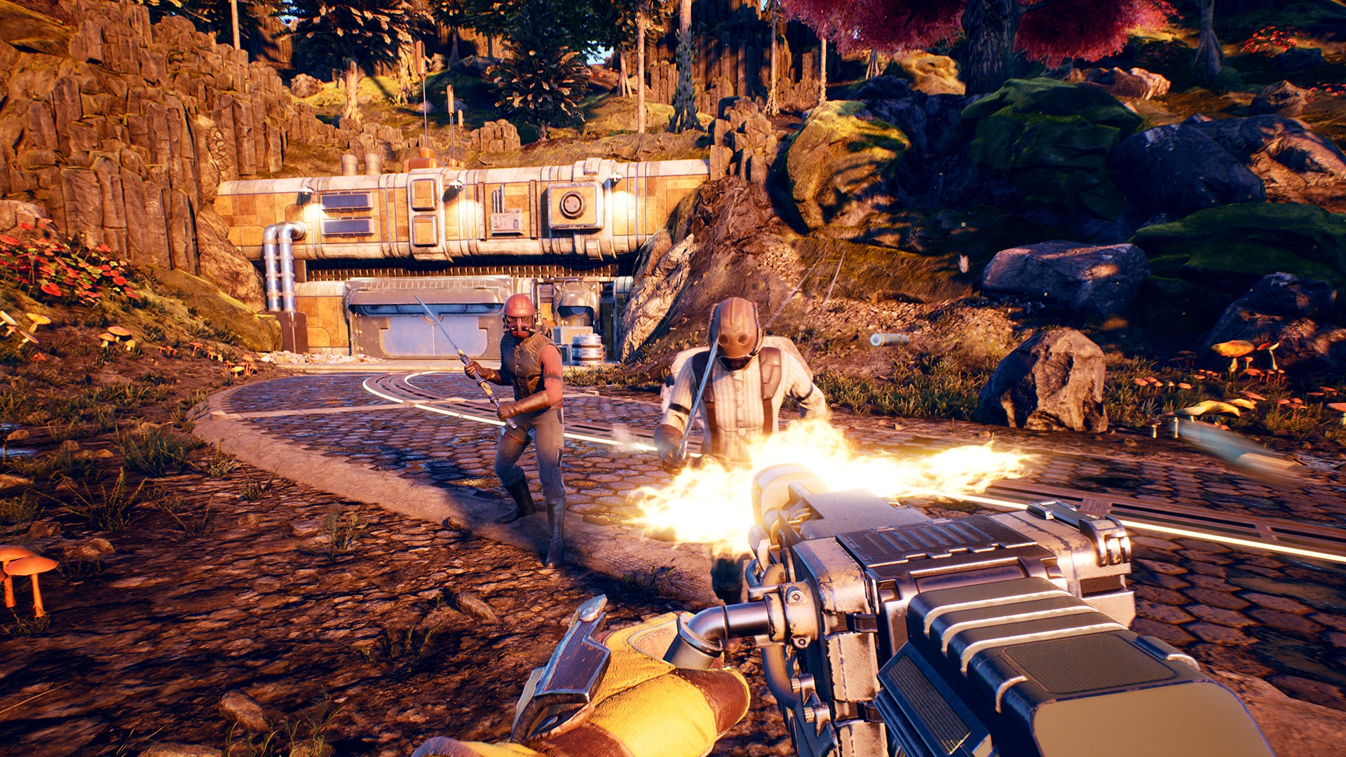 The Outer Worlds for MacBook gameplay