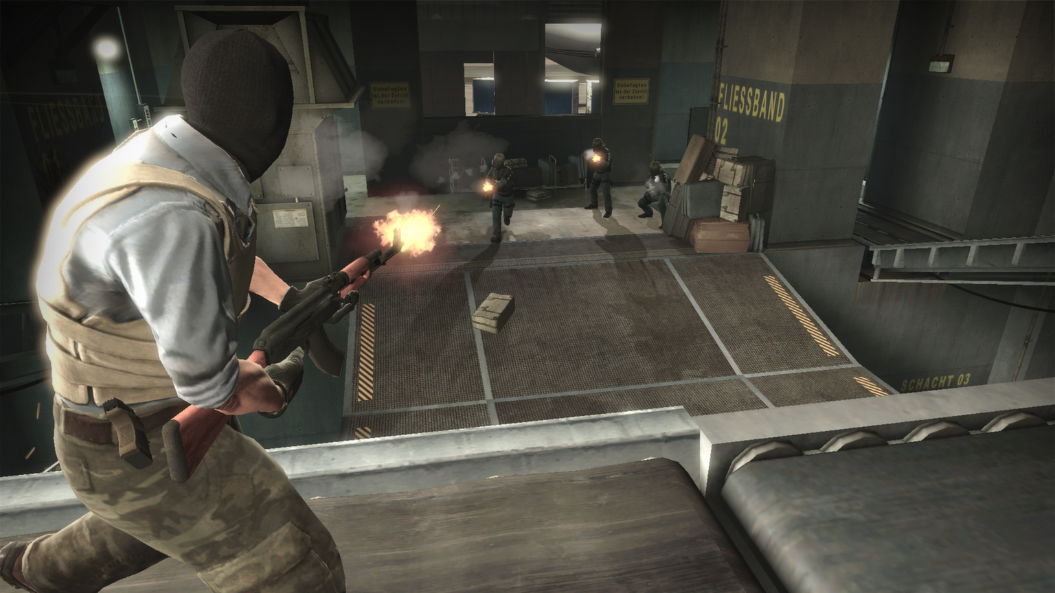 Counter-Strike: Global Offensive for MacBook gameplay