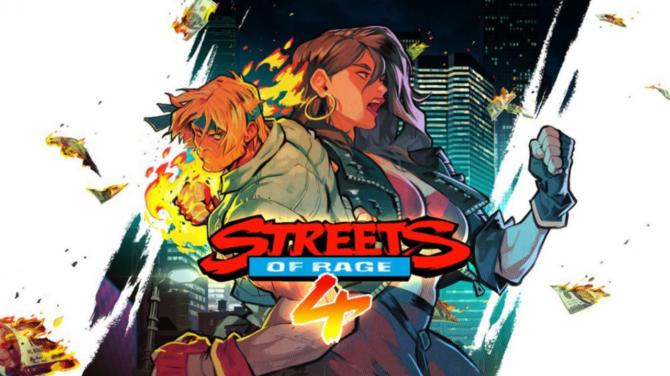 Streets of Rage 4 MacBook Version
