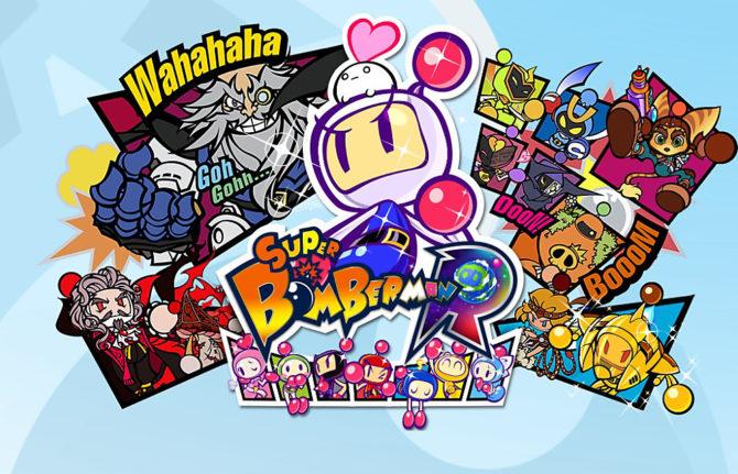 Super Bomberman R for MacBook