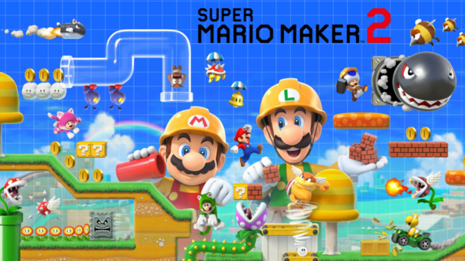 Super Mario Maker 2 for MacBook