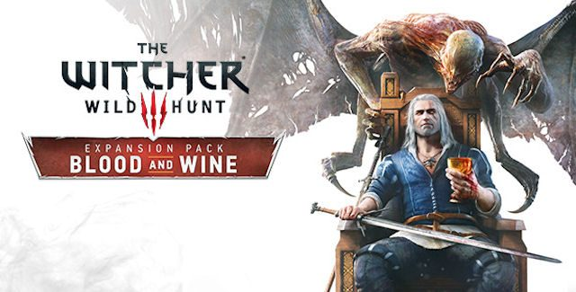 The Witcher 3: Wild Hunt – Blood and Wine for MacBook