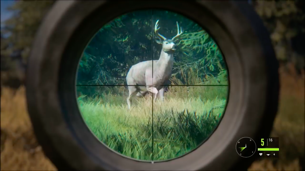 theHunter: Call of the Wild for Mac gameplay