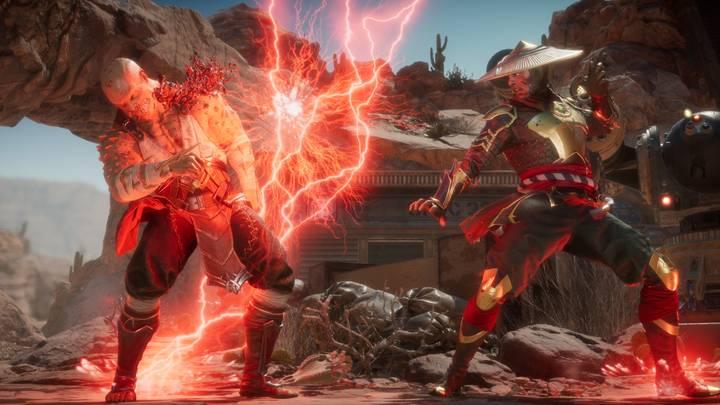 Mortal Kombat 11 for macOS gameplay