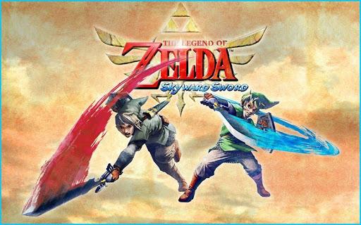The Legend of Zelda: Skyward Sword for MacBook