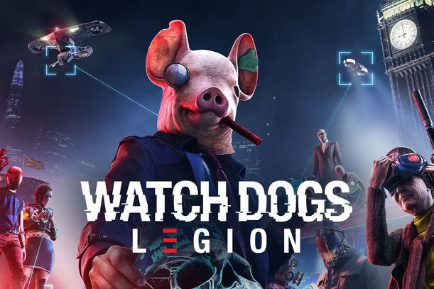 Watch Dogs: Legion for MacBook