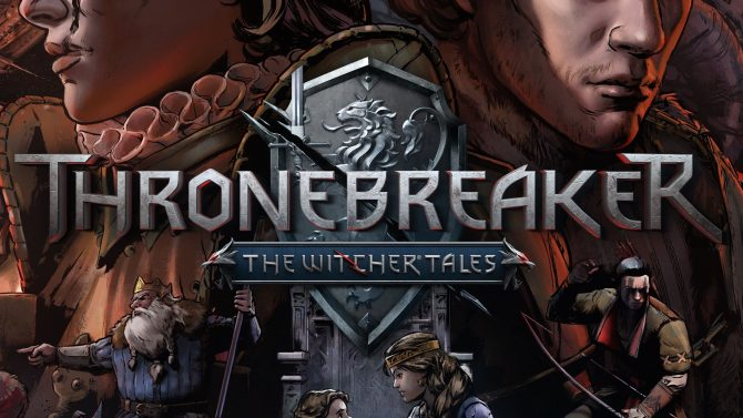 Thronebreaker: The Witcher Tales for MacBook