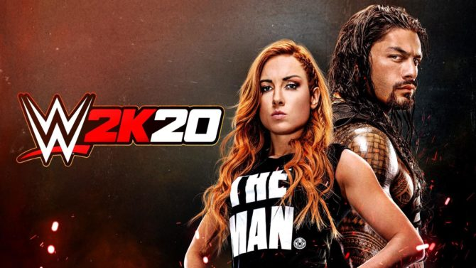 WWE 2K20 for MacBook